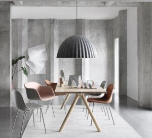 lo stile funzionale: la lampada morbida e fonoassorbente