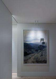illuminare led luce d'accento per evidenziare i quadri