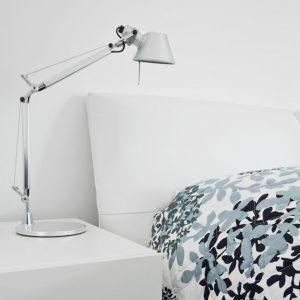 lampada da comodino tolomeo micro camera da letto