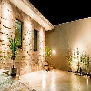 illuminazione ingresso casa