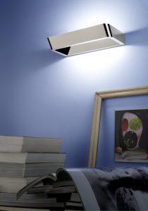 rotaliana lampade frame parete casa