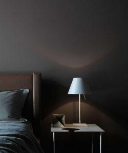 lampada da tavolo luceplan comodino camera da letto