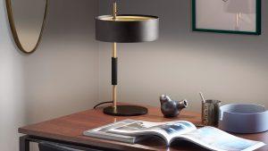 Eluce lampade da tavolo idee scrivania