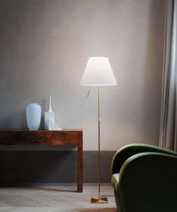 lampade da terra luceplan arredo casa
