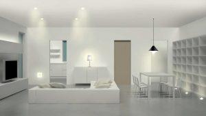 luci per casa moderna