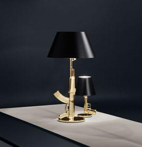 Gun Flos lampade originali tavolo