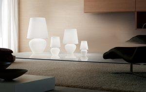 lampade da tavolo vistosi