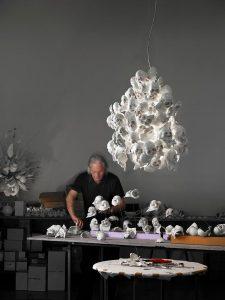 lampadario ingo maurer creazione design