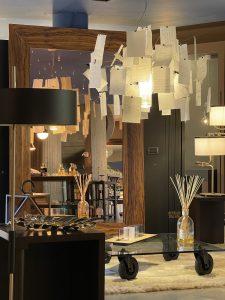 ELUCE showroom negozio di luci lecco