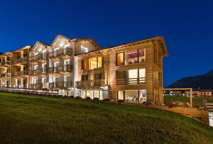 interior design progettazione Eluce hotel